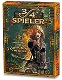 Asmodee 200289 - Dungeon Twister 3 & 4 Spieler Erweiterung