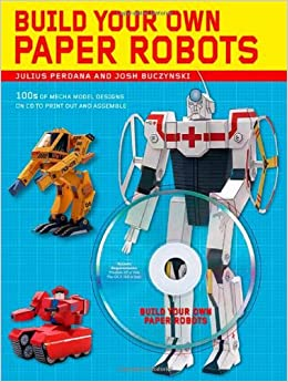 bo cardboard robot reading - photo #41