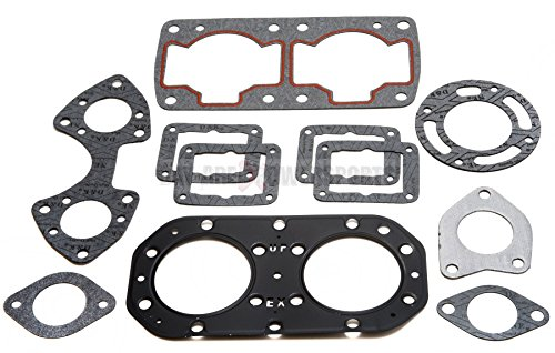 KAWASAKI X2 SX TS 650 JET SKI TOP END REBUILD GASKET KIT 1986-1996