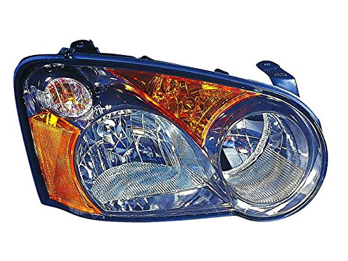 6 inch 100W Halogen -Chrome Passenger side WITH install kit 2008 Mazda 6 HATCHBACK 5DR Post mount spotlight