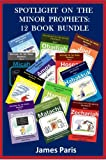 Bible Study Guide - Bible Commentary: A Summary Of The Minor Prophets, 12 Book Bundle (Spotlight On 3)