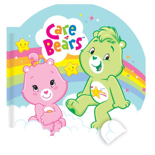 Care Bears Happy Days Notepads Party Accessory