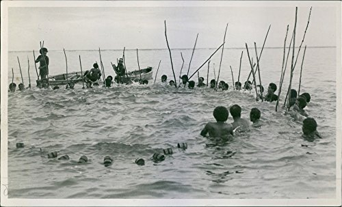vintage-photo-of-the-duke-of-gloucester-assisting-the-natives-in-the-water-they-wade-through-in-a-na