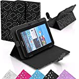 Luxury Leather Folio Fold Case Cover Protection Skin Pouch Wallet For 10