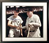 Babe Ruth Autographed Picture - Ted Williams (Boston Red Sox20x24 pictured (Green Diamond Authenticity