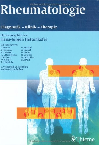 Rheumatologie: Diagnostik, Klinik, Therapie