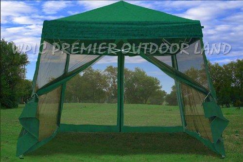 8x8 / 10x10 Pop up Canopy Party Tent Gazebo Ez