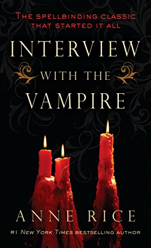Save 67% with this flash price cut on a novel only Anne Rice could write: Interview with the Vampire (The Vampire Chronicles)