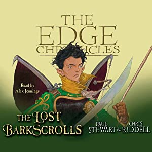 The Lost Barkscrolls: Edge Chronicles | [Paul Stewart, Chris Riddell]