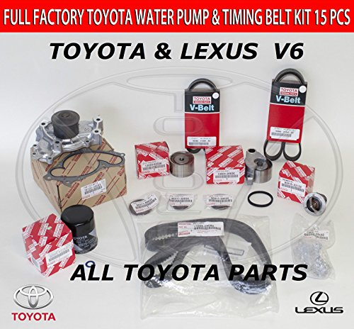 full-toyota-timing-belt-kit-with-toyota-water-pump-for-1mzfe-3mzfe-engines