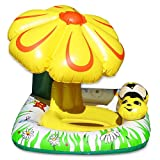 Poolmaster Busy Bee Learn-To-Swim Baby Seat Rider