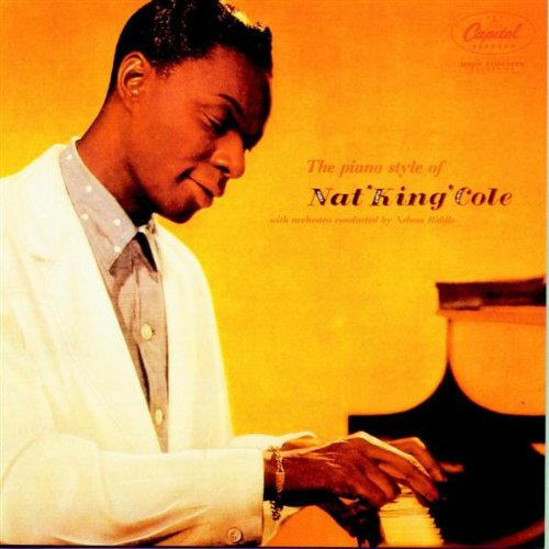 The Piano Style of Nat King Cole artwork