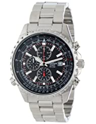 Casio EF527D 1AV Edifice Stainless Multi Function