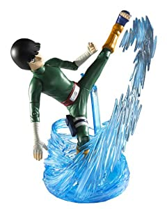 Shonen Jumps Naruto Rock Lee