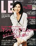 LEE(リー) 2015年 09 月号 [雑誌]