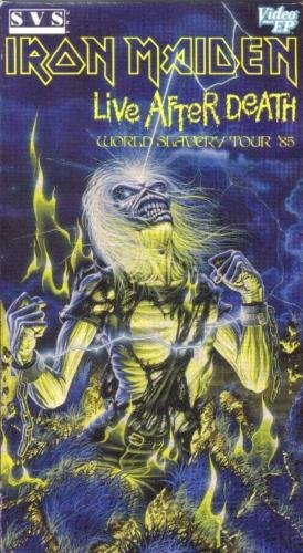 Iron Maiden:Live After Death [VHS] [VHS Tape]
