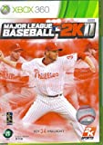Major League Baseball 2K11 : MLB 2K11 [XBOX 360]