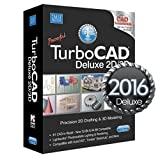 TurboCAD Deluxe 2016 2D/3D