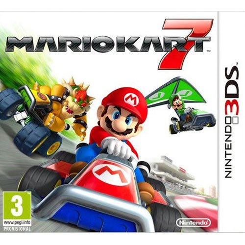 Mario Kart 7 sur Nintendo 3DS
