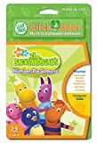 51eq6XrdcPL. SL160  Leapfrog Clickstart Educational Software: Backyardigans: Number Pie Samurai
