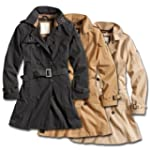 Surplus Ladies Trench Coat Mantel Vin...