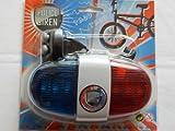 Polizei-Fahrrad-Sirene-mit-Licht