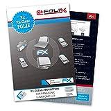 3 x atFoliX Panasonic Lumix DMC-LZ7 Screen Protector - FX-Clear crystal clear