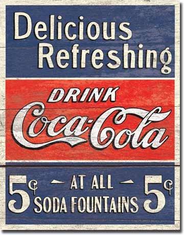 Antique Coca Cola
