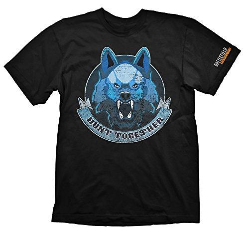 Battlefield Hardline Maglietta Maglia T Shirt Criminals Size M Gaya Entertainment