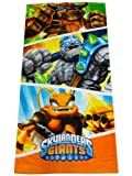 Skylanders Giants Beach Bath Towel 100% Cotton