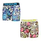 FREEGUN Lot 2 Boxers