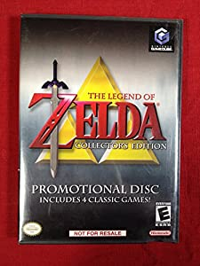 The Legend of Zelda: Collectors Edition (Zelda / Zelda II: The Adventure of Link / Ocarina of Time / Majora's Mask)