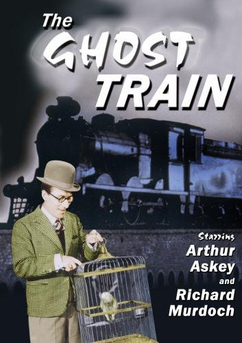The Ghost Train Cover