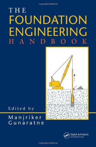 The Foundation Engineering Handbook (Foundation Engineering Handbook compare prices)