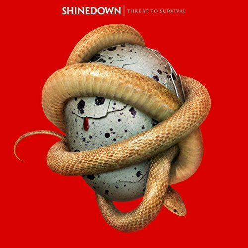 Threat To Survival [Amazon Exclusive Signed Edition] by Shinedown
