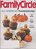 img - for Family Circle November 2015 All-American Thanksgiving book / textbook / text book