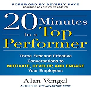 20 Minutes to a Top Performer Audiobook