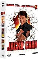 Jackie Chan - Coffret - Espion amateur + Jackie Chan dans le Bronx + Thunderbolt: Pilote de l'extrême
