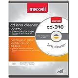 Maxell CD-340 CD Lens Cleaner (190048)