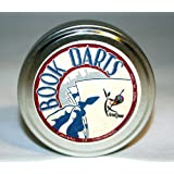 Book Darts - 125 Count Tin (Book Darts - An Artful Way to Save Your Place) ~ ArtzQuest