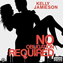 No Obligation Required: Brew Crew, Book 2 Audiobook by Kelly Jamieson Narrated by Scarlet Chase, Aiden Snow