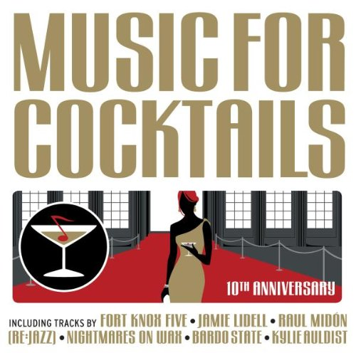 Various Artists - Music For Cocktails: 10th Anniversary - Zortam Music