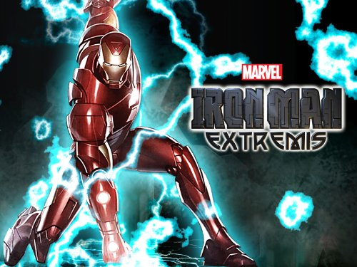 Iron Man: Extremis Season 1