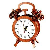 Classic Clock 2: Rosewood
