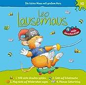 Leo Lausemaus will nicht draußen spielen (Leo Lausemaus 10) | Maren Hargesheimer, Andrea Dami