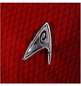 Trust Costume Star Trek Into Darkness Scotty Shirt RED Uniform Costume