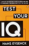 img - for Test Your IQ book / textbook / text book