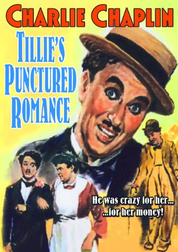 Tillie's Punctured Romance [DVD] [1914] [Region 1] [US Import] [NTSC]