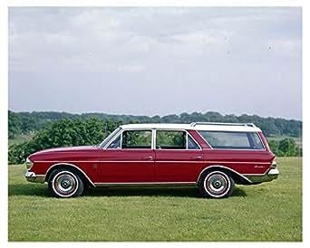 1964 rambler ambassador 990 station wagon. Black Bedroom Furniture Sets. Home Design Ideas