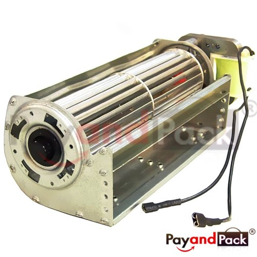 Fireplace Insert Blowers And Fans : Payandpack replacement fireplace fan blower for heat